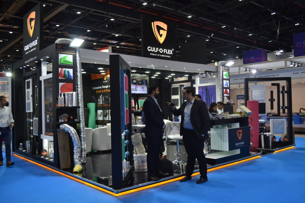 RUBBER WORLD INDUSTRY, A PART OF SHAIKHANI GROUP, INTRODUCING NOVEL BUSINESS IDEAS DURING BIG 5 EXPO- 2018