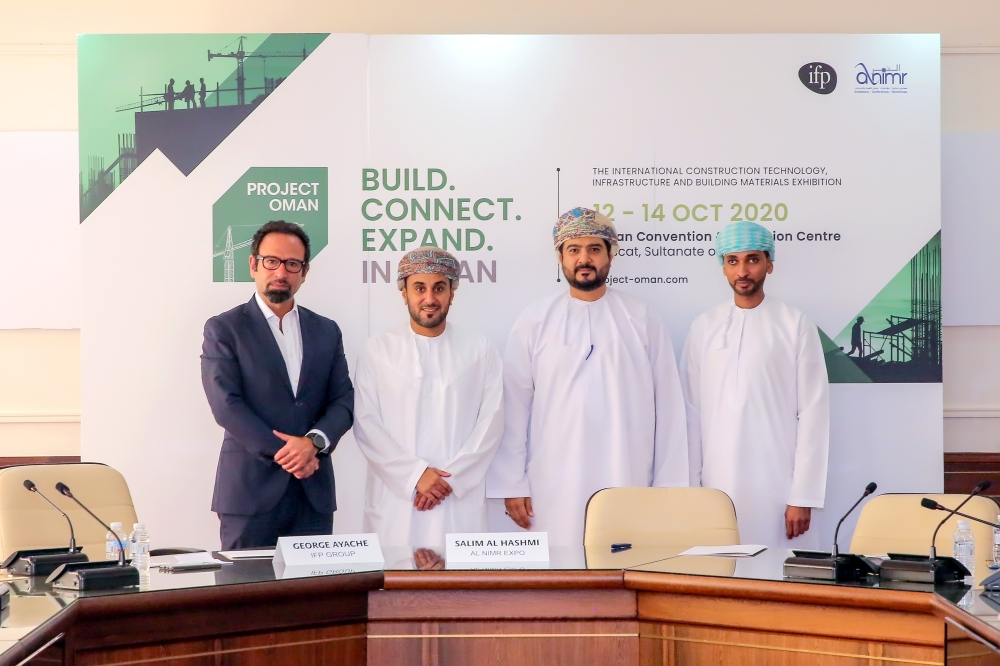 Build. Connect. Expand in Oman