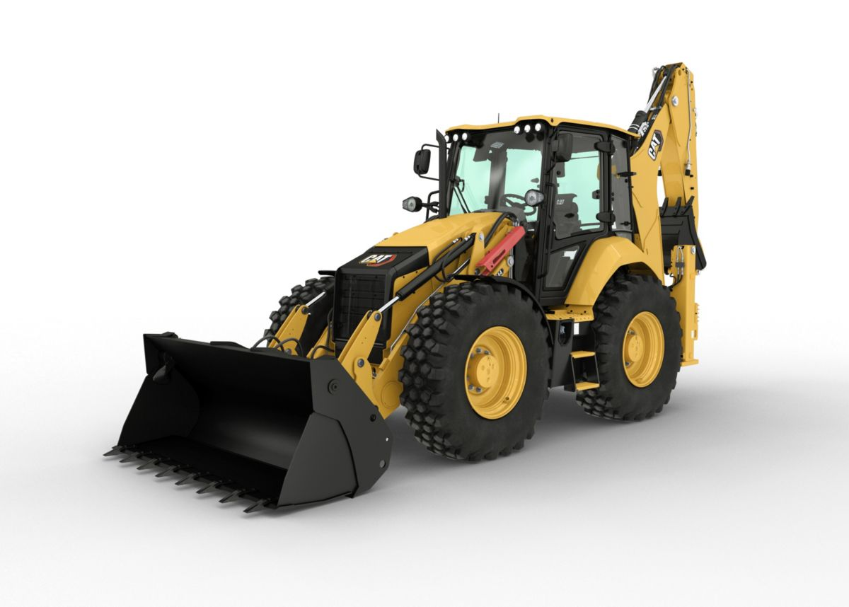 Cat brings out new backhoe loader series